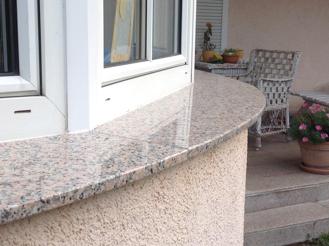 Referenzen - Fensterbank bzw. Fensterbänke Topalit Österreich